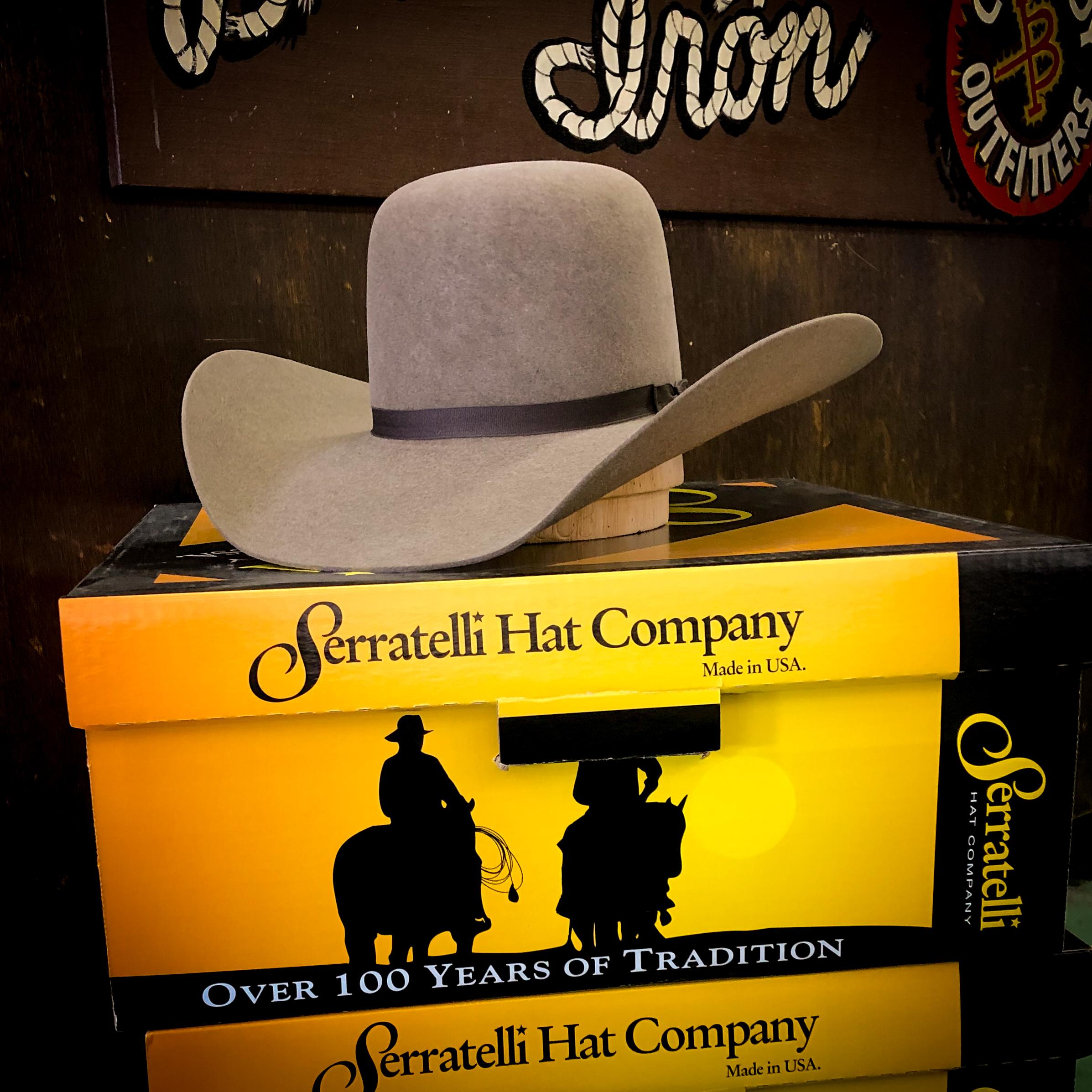 felt hats custom Lubbock